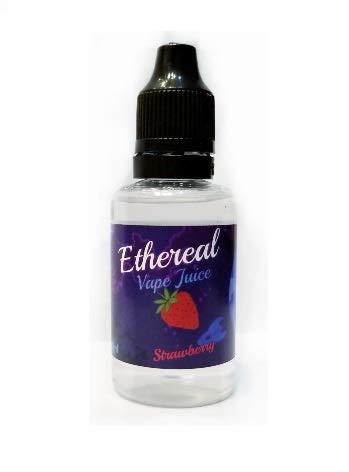 Ethereal Aromatherapy Vape Juice, 0 mg Nicotine 30 ml 100