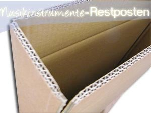 3 x Cajas de Cartón para guitarra o bajo Guitarra de cartón: Amazon.es: Instrumentos musicales