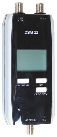 Tenma Dual Digital Pro Satellite Meter 72-10845