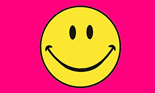 ssk smiley face flag