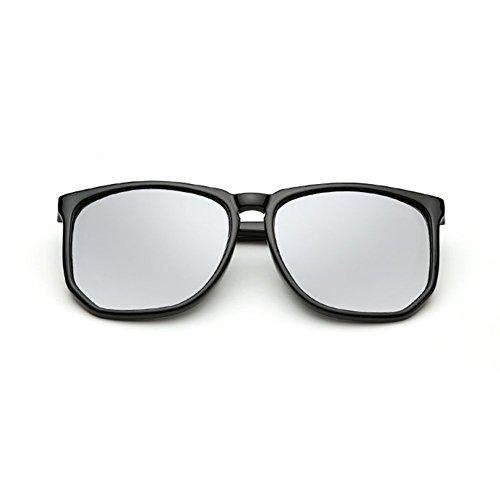 YQ Retro Compañero Gafas Moda De Gafas Gafas Polarizador Sol Grande Color QY De 2 2 Sol Marco Cuadradas De HD rzfqwrxav