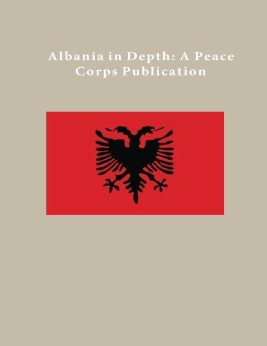 Albania in Depth: A Peace Corps Publication