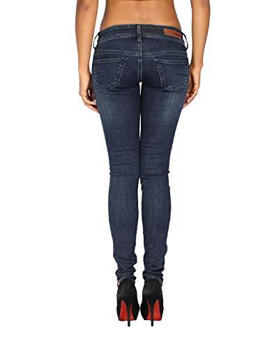 Maryon Bleu Pot Femme Meltin' Jeans 5qSIUw