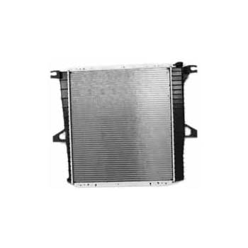 TYC 2173 Ford 1-Row Plastic Aluminum Replacement Radiator