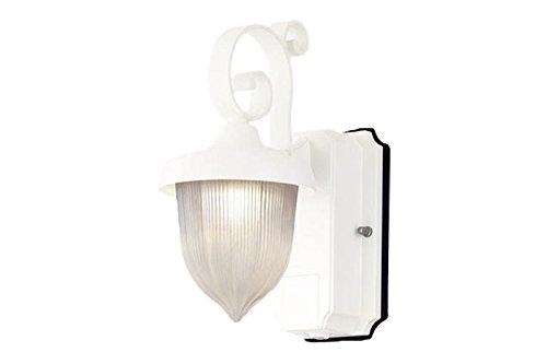 Panasonic(パナソニック電工) 【工事必要】 LEDポーチライト 60形電球1灯相当 密閉型防雨型FreePaお出迎え 明るさセンサ付 ホワイ... B00JQR1AK2 11460