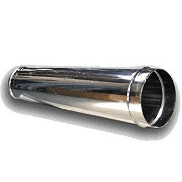 Tubo Acero Inoxidable AISI 316L pared diam. MM. 80 – cm 8 cm.