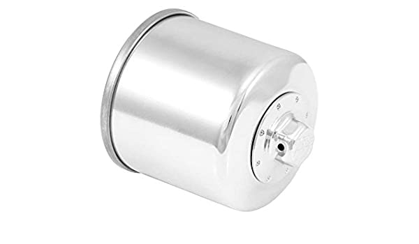 Amazon Com K N Oil Filter Chrome Kn 138c Intruder1800 06 12