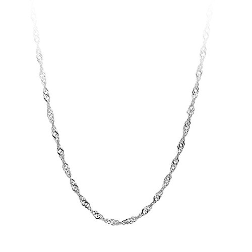 22in Figaro Chain - 6