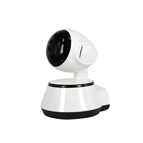 Wireless Wifi IP Security Camera 720P Indoor Home Surveillance System Baby Pet Monitor 2 Way Audio, Day/Night Vision Webcam (1) by Kanstar (Image #2)