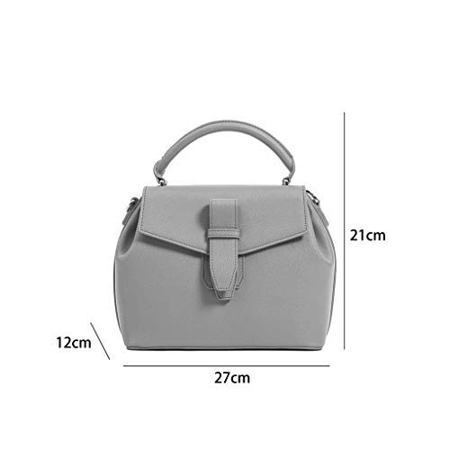 Color Purple Bag Minority Leather Retro Purple Design Shoulder Commuter Messenger Tote fwqAw8v
