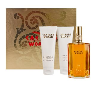 Caesars Woman For Women By Caesars Gift Set