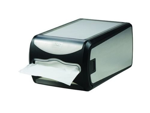 Amazon.com : Tork Xpressnap counter napkin dispenser interfold stainless 6435000 : Everything Else