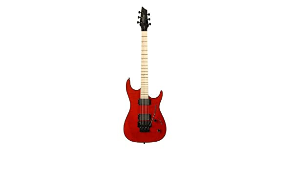 Guitarra eléctrica Godin Redline 3 (llama roja Trans HG MN ...