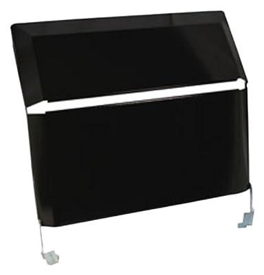 Suburban 2814A Slide-In Black Bi-Fold Cooktop Cover