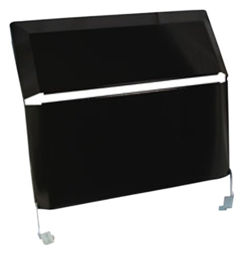 Suburban Hotels 2814A Slide-In Black Bi-Fold Cooktop Cover