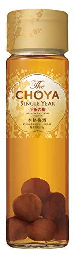 The CHOYA SINGLE YEAR 至極の梅 650ml [ リキュール ]