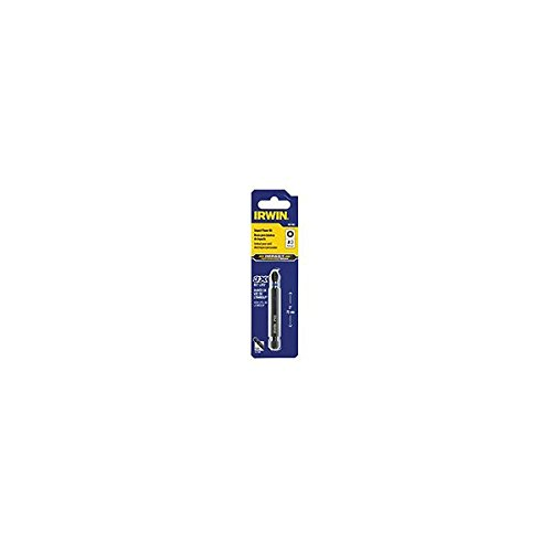 Irwin 1837464 4'' Philips #3 Black Oxide Impact Power Bit