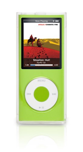 - Griffin iClear - Case for digital player - polycarbonate - iPod nano (4G)