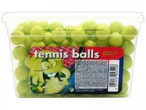 Fizzy Fruits Tennis Balls