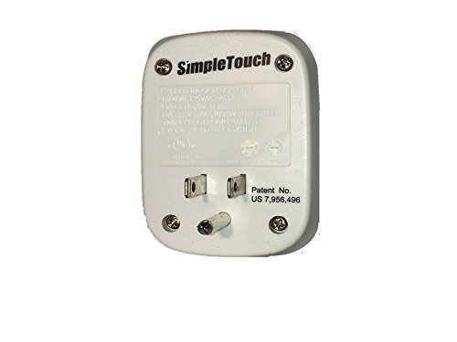 Simple Touch 2-Piece Combo Pack 30 Minute Auto Shut-Off Saftey Timer & Multi Setting Auto Shut-Off Timer by Simple Touch (Image #3)