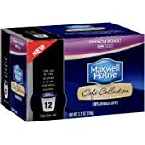 Kyпить Maxwell House Coffee, Single Serve Cups, Dark Roast, French Roast, 3.7 oz (Pack of 6) на Amazon.com