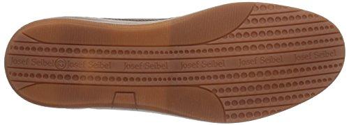 Josef Seibel Gatteo 12 - zapatilla deportiva de cuero hombre marrón - Braun (908 085 castagne/brasil)