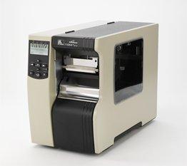 Zebra 113-801-00200 110Xi4 Tabletop Label Printer, 300 DPI, Serial/Parallel/USB, Monochrome, 15.5