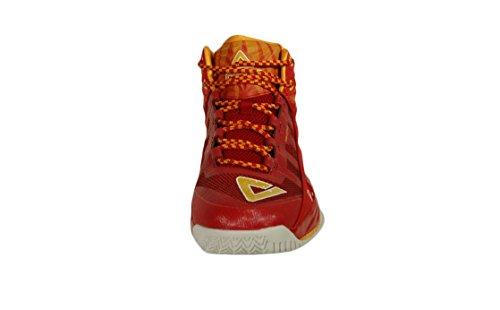Peak modèle Red Mixte Chaussures Basketball la Technologie Howard DH1 Sport Dwight Chaussures de Chaussures Haute Confort Grand Adulte pour Signature de compétition et de Couleur Basket r4rZq5wx8