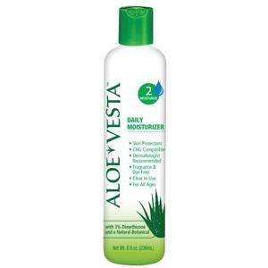 Aloe Vesta Skin Conditioner 2 oz Bottle (Travel Size) (Pack of 5 bottles)