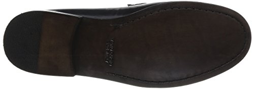 Florsheim Brush Mocassini 2 Nero Uomo Black Off Berkley rprwS