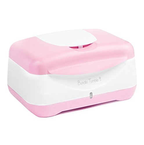 Bundle Tumble ComfyClean Baby Wipe Warmer - Pink