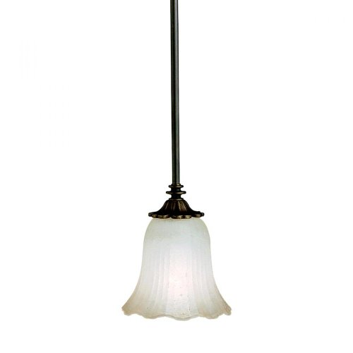KICHLER Golden Iridescence Mini Pendant Light Oiled Bronze ()
