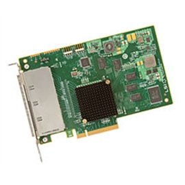 Lsi Logic Controller Card Lsi00276 Sas 9201-16e 16port 6gb/S Sata+Sas Pci Express Single