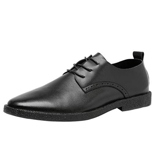 - Starttwin Men's Formal Shoes Anti-Slip Wear-Resisting Leisure Business Dress Shoes
