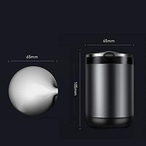 EUEMCH 携帯用車の灰皿LEDライト灰皿車の付属品
