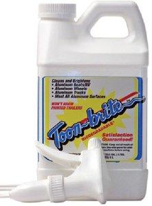 Toon-Brite Aluminum Cleaner 1/2 Gal (Cleaner Brite Aluminum)