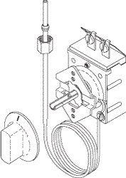 Control Thermostat for Tuttnauer TUT007