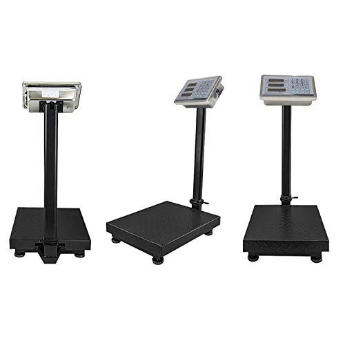 (Houseables Industrial Platform Scale 600 LB x .05, 19.5