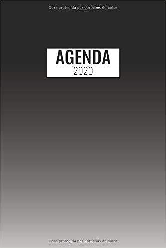 Agenda 2020: Enero A Diciembre 2020 / 1 Semana En 2 ...