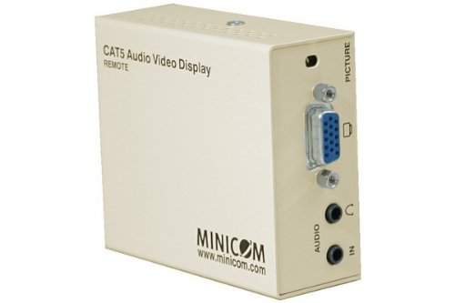 Kramer Electronics Minicom Avds Cat5 Audio Video Display