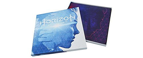 Horizon Zero Dawn Original Sound Track 4XLP White Vinyl Box set [PS EU Store -