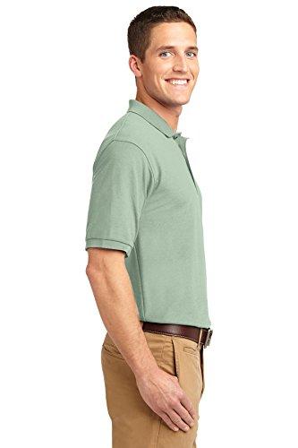 Menta Nuovo Authority Seta Verde Shirt Sport Port m Gold Touch Harvest 4Rxvqn5wd