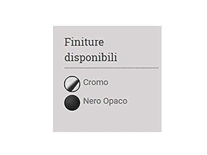 Fantini Lam/é rubinetto doccia 2 fori con deviatore 3 vie M089B-Cromo