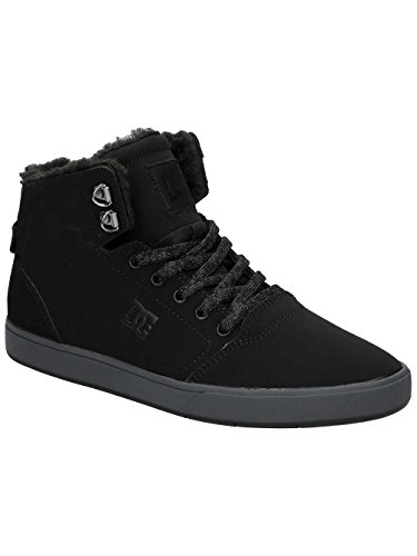 DC Shoes Mens Crisis High WNT M High-Top Black/Grey VWlub