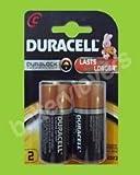 Duracell 1.5V Alkaline Battery C LR14