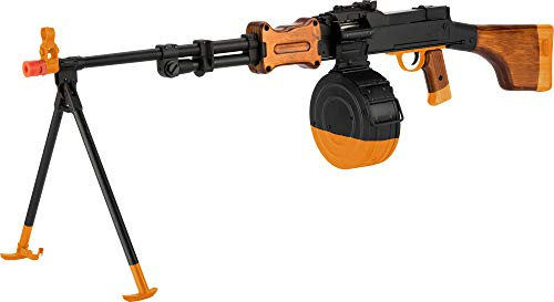 Evike LCT Full Size RPD Airsoft Light Machine Gun with Real Wood Furniture
