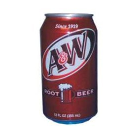 A&W Soda Can Hidden Can Safe