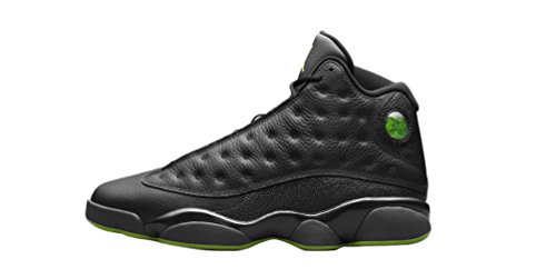 Jordan Retro 13'' Altitude Black/Altitude Green (11 D(M) US) by Jordan