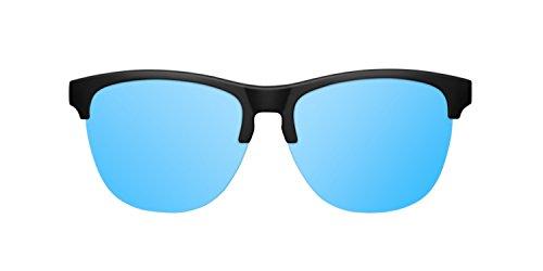 Negro Azul Gravity Gafas Sol de policarbonadas Northweek Deck nYUvqwaT