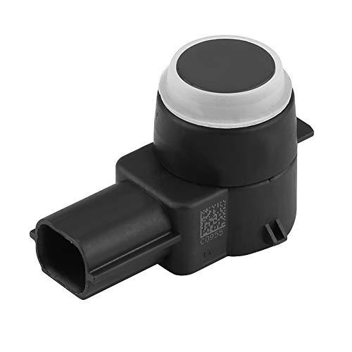 Parking Sensor, Car PDC Bumper Parking Reverse Sensor Fit for Ram 3500 2013 1EW63RXFAA (Black + White):
